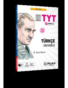 Puan Yayınları TYT Türkçe Soru Bankası