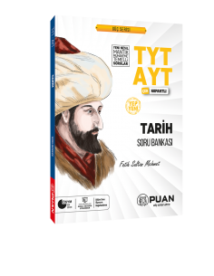 Puan Yayınları TYT AYT Tarih Soru Bankası