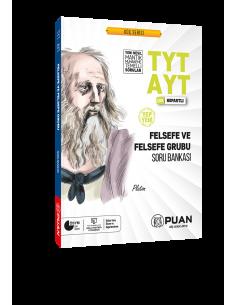 Puan Yayınları TYT AYT Felsefe Grubu Soru Bankası