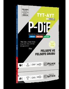 Puan Yayınları TYT AYT Felsefe Grubu PDİF Konu Anlatım Fasikülleri