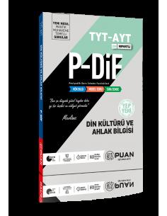 Puan Yayınları TYT AYT Din Kültürü PDİF Konu Anlatım Fasikülleri