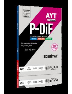 Puan Yayınları AYT Edebiyat PDİF Konu Anlatım Fasikülleri