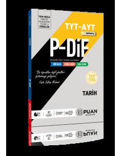 Puan Yayınları TYT AYT Tarih PDİF Konu Anlatım Fasikülleri