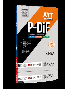 Puan Yayınları AYT Kimya PDİF Konu Anlatım Fasikülleri