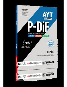 Puan Yayınları AYT Fizik PDİF Konu Anlatım Fasikülleri