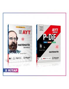 Puan Yayınları AYT Matematik Konu Soru Kampanyalı Set (2 Kitap)