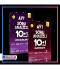 Puan Yayınları AYT Sayısal 10+1 Kampanyalı Deneme Seti (2 Kitap)