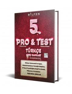Bilfen Yayınları 5. Sınıf ProTest Türkçe Soru Bankası