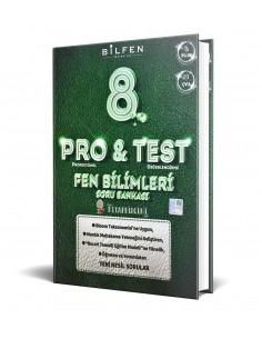 Bilfen Yayınları 8. Sınıf ProTest Fen Bilimleri Soru Bankası