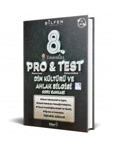 Bilfen Yayınları 8. Sınıf ProTest Din Kültürü Soru Bankası