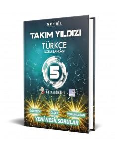 Netbil 5. Sınıf Takım Yıldızı Türkçe Soru Bankası