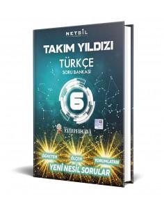 Netbil 6. Sınıf Takım Yıldızı Türkçe Soru Bankası