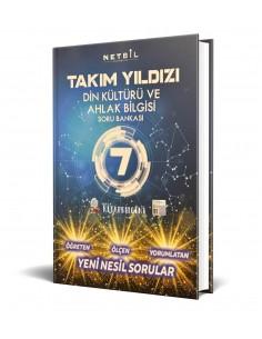 Netbil 7. Sınıf Takım Yıldızı Din Kültürü Soru Bankası