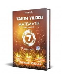 Netbil 7. Sınıf Takım Yıldızı Matematik Soru Bankası