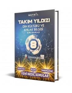 Netbil 8. Sınıf Takım Yıldızı Din Kültürü Soru Bankası