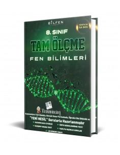 Bilfen Yayınları 8. Sınıf Fen Bilimleri Tam Ölçme Kitabı