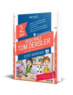 Netbil 2. Sınıf Tüm Dersler Soru Bankası
