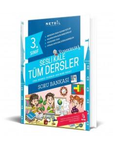 Netbil 3. Sınıf Tüm Dersler Soru Bankası