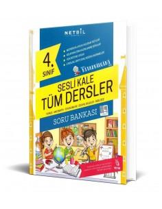 Netbil 4. Sınıf Tüm Dersler Soru Bankası