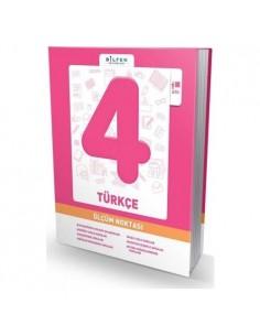 Bilfen Yayınları 4. Sınıf Türkçe Ölçüm Noktası