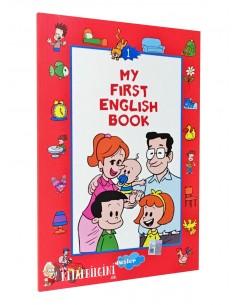 Yapa Yayınları Okul Öncesi My First English Book (4 Yaş ve Üstü)