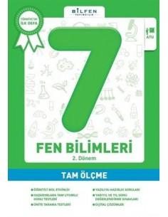 Bilfen Yayınları 7. Sınıf Fen Bilimleri Tam Ölçme