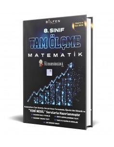Bilfen Yayınları 8. Sınıf Matematik Tam Ölçme Kitabı