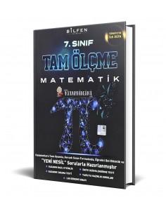 Bilfen Yayınları 7. Sınıf Matematik Tam Ölçme Kitabı