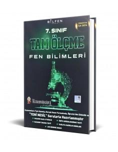 Bilfen Yayınları 7. Sınıf Fen Bilimleri Tam Ölçme Kitabı