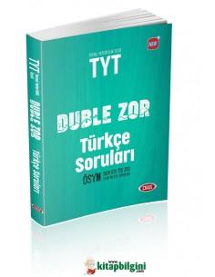 Data Yayınları TYT Duble Zor Türkçe Soru Bankası