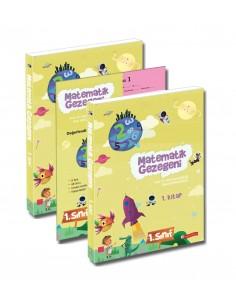 Odtü Yayınları 1.Sınıf Matematik Gezegeni