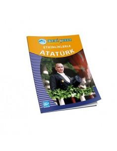 Mavi Yunus Yayınları Etkinliklerle Atatürk (4-5-6 Yaş)