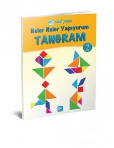 Mavi Yunus Yayınları Neler Neler Yapıyorum - Tangram 2