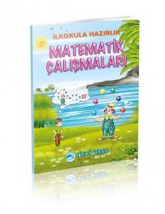 Mavi Yunus Yayınları İlkokula Hazırlık Matematik Çalışmaları (5-6 Yaş)