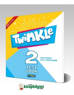 Schola Publishing 2. Sınıf Twinkle Test Book