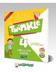 Schola Publishing 4. Sınıf Twinkle English Book