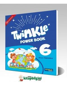 Schola Publishing 5. Sınıf Twinkle Power Book 2018