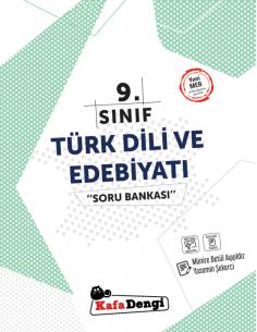 Kafadengi 9. Sınıf Türk Dili ve Edebiyatı Soru Bankası