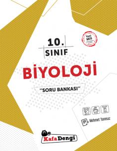 Kafadengi 10. Sınıf Biyoloji Soru Bankası