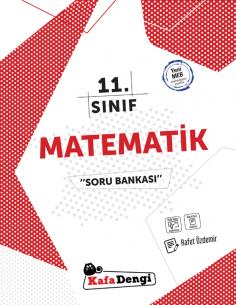 Kafadengi 11. Sınıf Matematik Soru Bankası