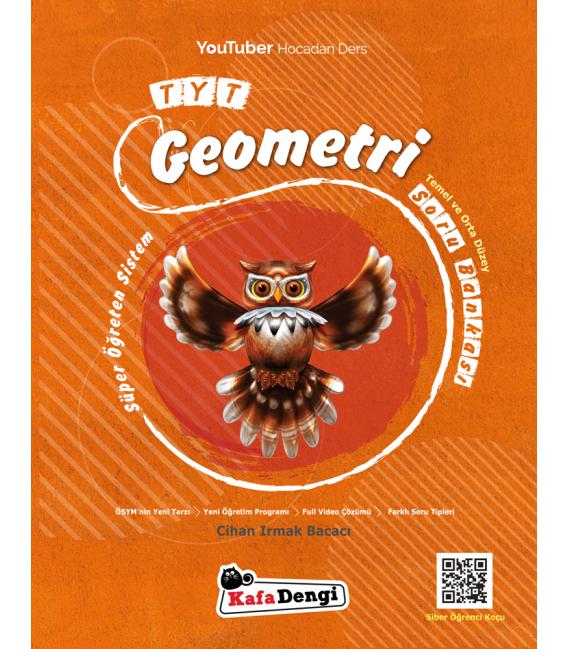 KafaDengi TYT Geometri Temel ve Orta Düzey Süper Öğreten Soru Bankası