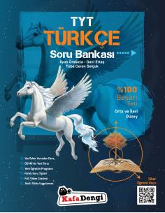 KafaDengi TYT Türkçe Orta ve İleri Düzey Soru Bankası