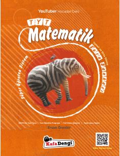 KafaDengi TYT Matematik Temel ve Orta Düzey Süper Öğreten Soru Bankası