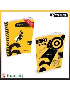 Hız Yayınları 6. Sınıf İngilizce Kampanyalı Set (2 Kitap)