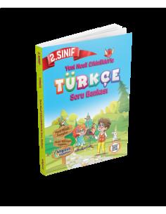 Bilgiseli Yayınları 2. Sınıf Yeni Nesil Etkinliklerle Türkçe Soru Bankası