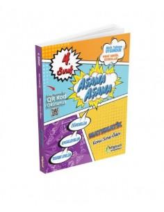 Bilgiseli Yayınları 4. Sınıf Aşama Aşama Matematik