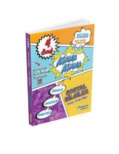 Bilgiseli Yayınları 4. Sınıf Aşama Aşama Sosyal Bilgiler