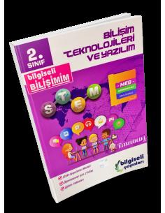 Bilgiseli  2. Sınıf Bilişim Teknolojileri ve Yazılım Kitabı