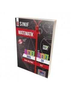 Açı Yayınları 6. Sınıf Matematik Tut Sakla Çek Çöz