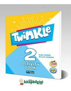 Schola Publishing 2. Sınıf Twinkle Activite Book